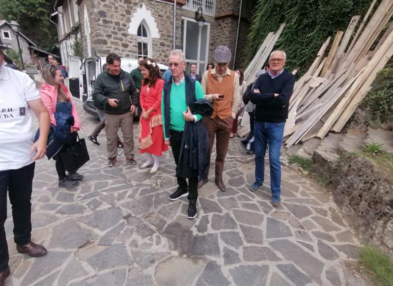 """Ekipa filma """"Bilo jednom u Srbiji"""" nastavlja sa snimanjem na kupalištu Vučjanke"""