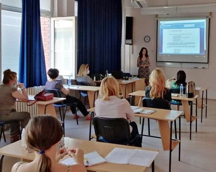Online seminar o programu poslovanja za 2021. godinu