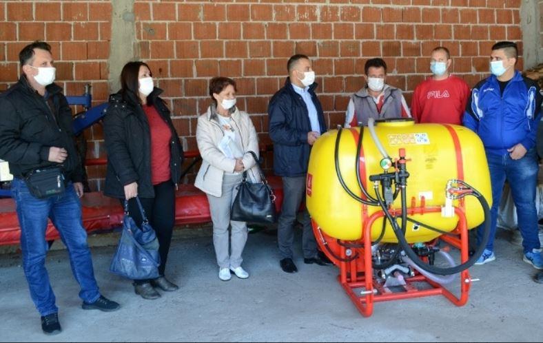 Mladi poljoprivrednici iz Prokuplja zainteresovani za subvencije grada za kupovinu mehanizacije