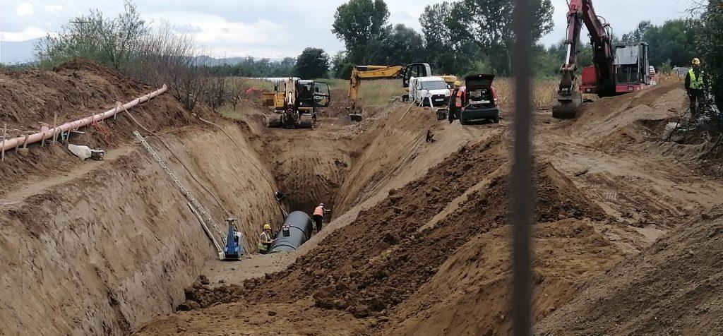 Završava se izgradnja poslednjih 50 metara Gradskog kolektora, očekuje nas period od 6 meseci testiranja postrojenja