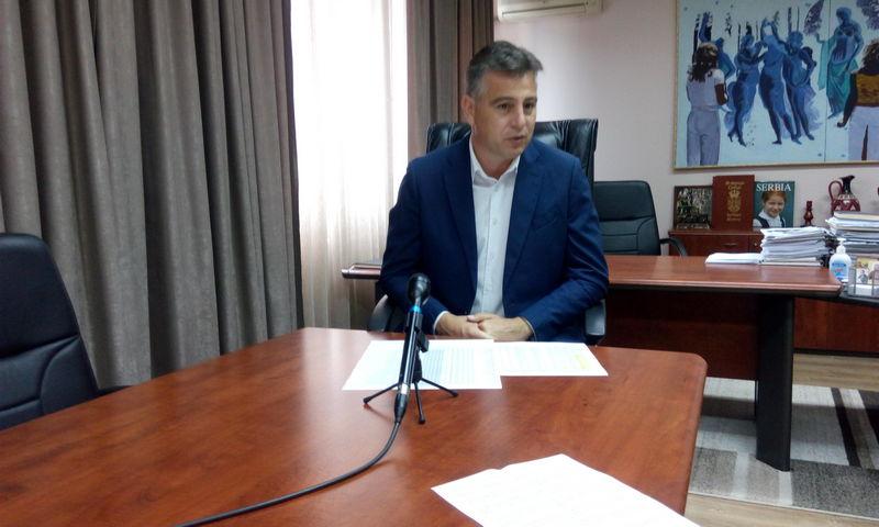 Vasić: Očekujemo pomoć Vlade i resornih ministarstava za realizaciju brojnih projekata iz Pirota