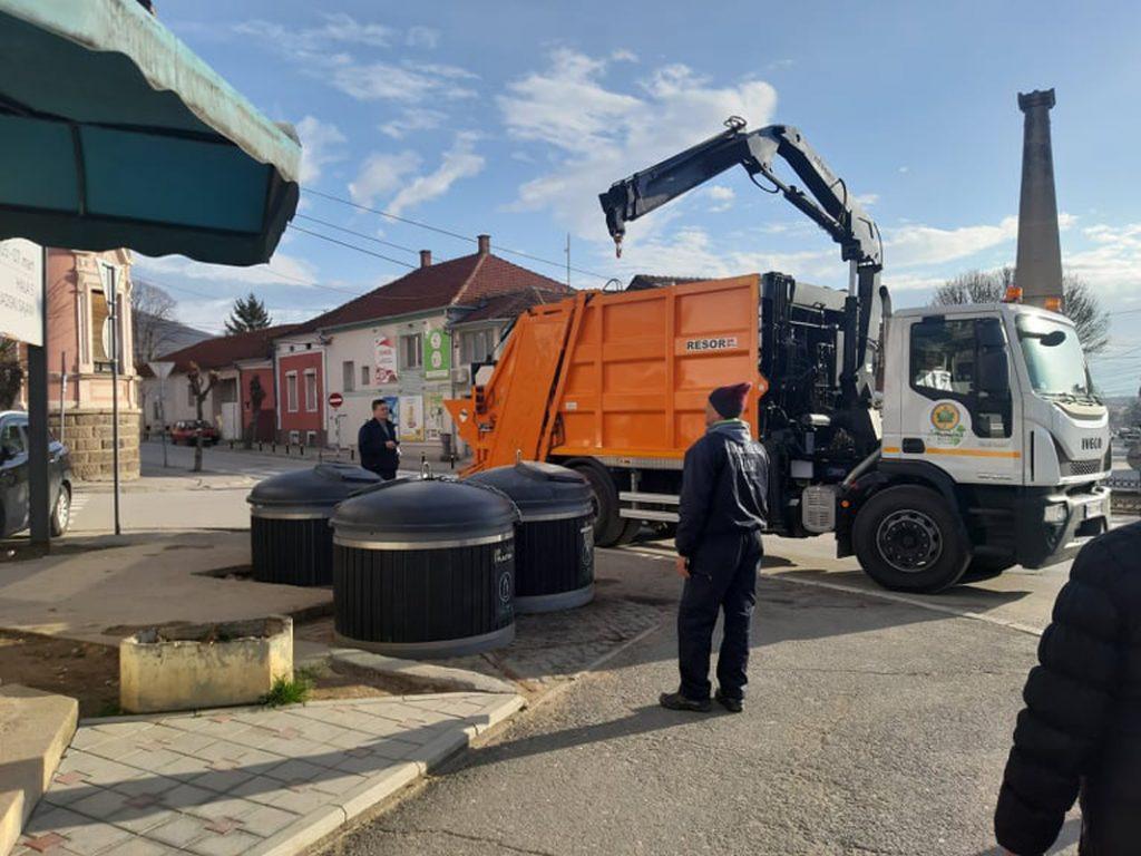 Akcija iznošenja kabastog smeća i ovog vikenda u Vranju