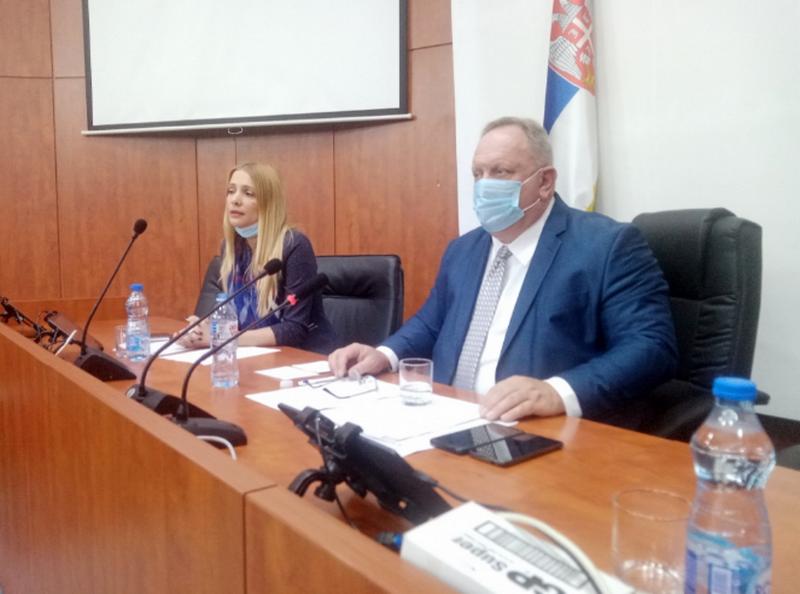 Gradonačelniku Leskovca data saglasnost da obavlja funkciju predsednika Skupštine za razvoj Jablaničkog i Pčinjskog okruga