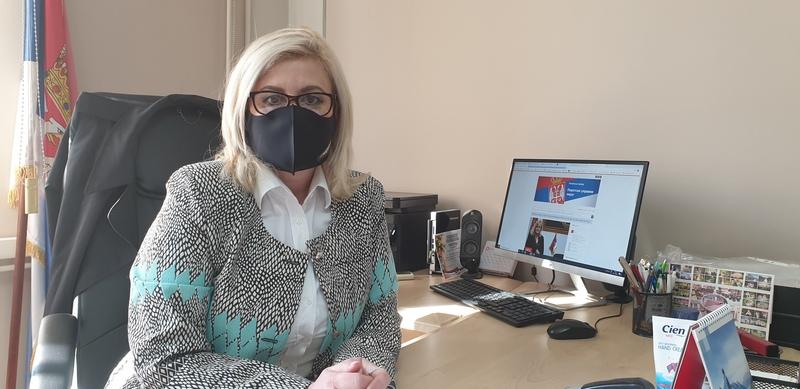 Dragana Tončić: Nišava se vratila u korito, voda se povlači iz Pirotskog okruga