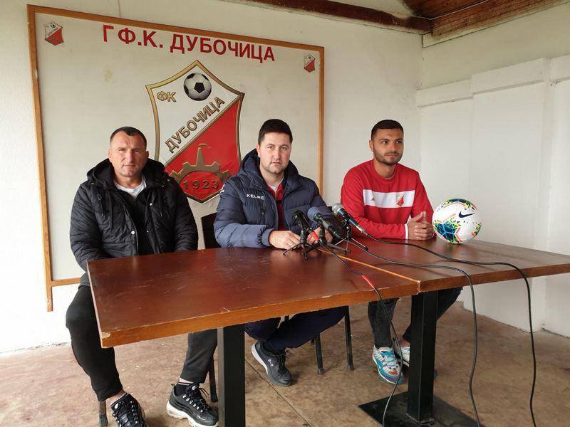Fudbaleri Dubočice spremaju se za pobedu protiv Grafičara iz Beograda