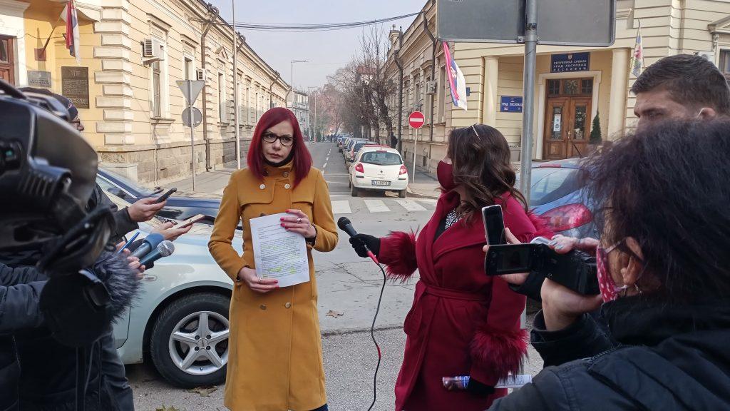 SSP spremna da podnese krivičnu prijavu gradu Leskovcu zbog ugovora oko postavljanja LED sijalica