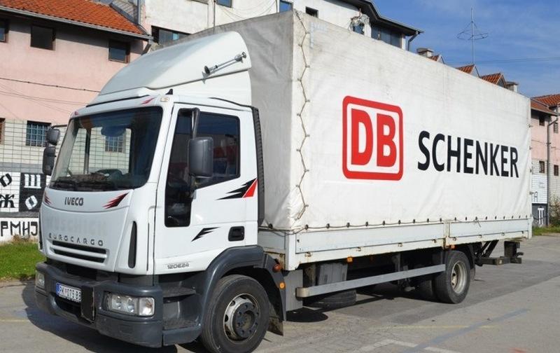 Tehnička škola nabavila kamion za obuku đaka novcem iz gradskog budžeta