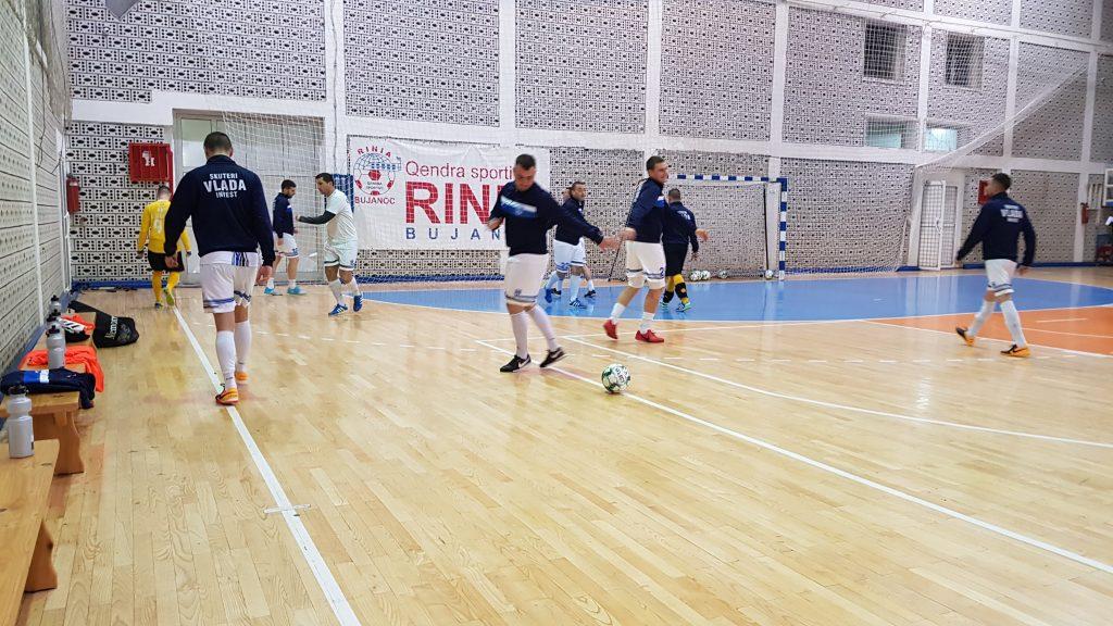 Kmf Leskovac bolji od Zufa u Bujanovcu