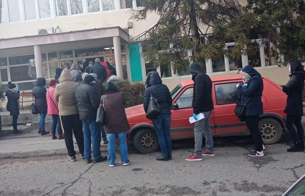 Danas preko 100 novozaraženih u Leskovcu