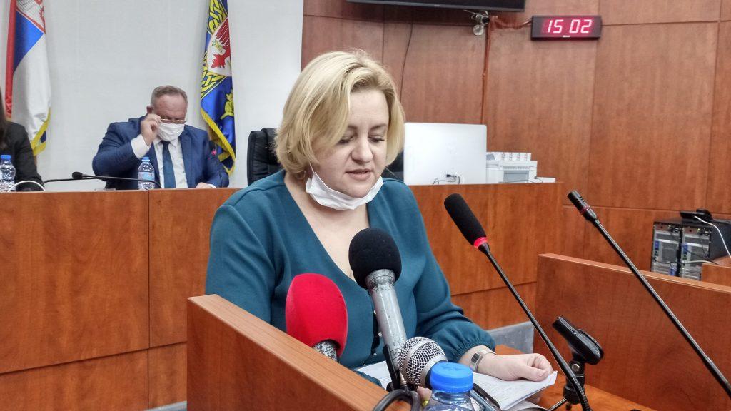 Planirani budžet grada Leskovca za 2021. godinu neznatno manji od ovogodišnjeg