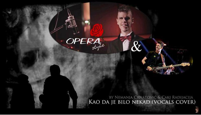 Nemanja Crnatović je slep od rođenja, ali veliki muzički talenat i vatreni navijač Zvezde