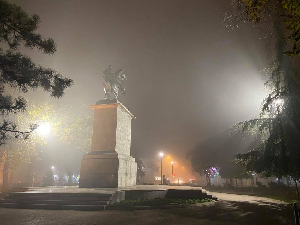 Niš večeras među najzagađenijim gradovima na svetu