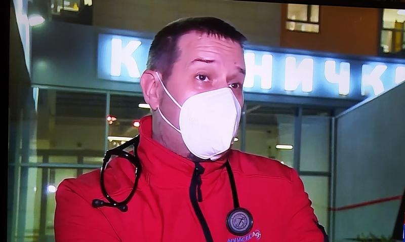 Janković: Sad ne može ništa da se uradi, imaćemo i 10.000 novih slučajeva, juče jedan od najtežih dana u Nišu