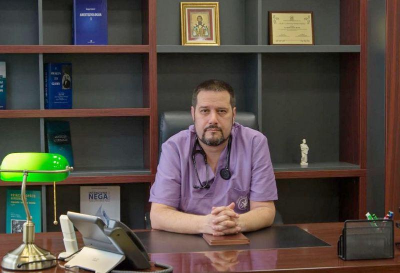 Leskovčanin prof. dr Radmilo Janković dobitnik ordena Karađorđeva zvezda