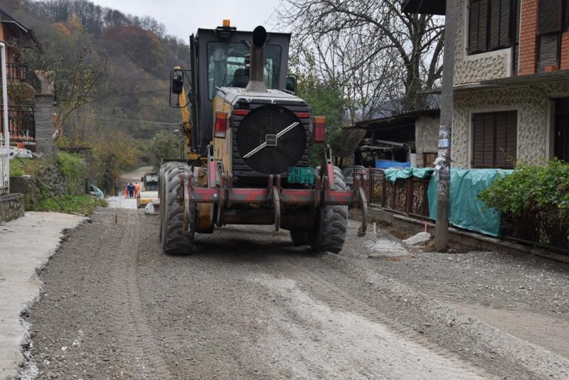 Počela rekonstrukcija glavne ulice u Predejanu