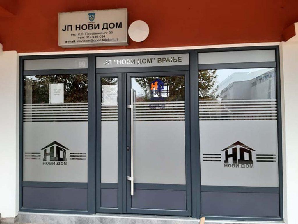 Novi dom u Vranju naplaćuje grejanje i po utrošku