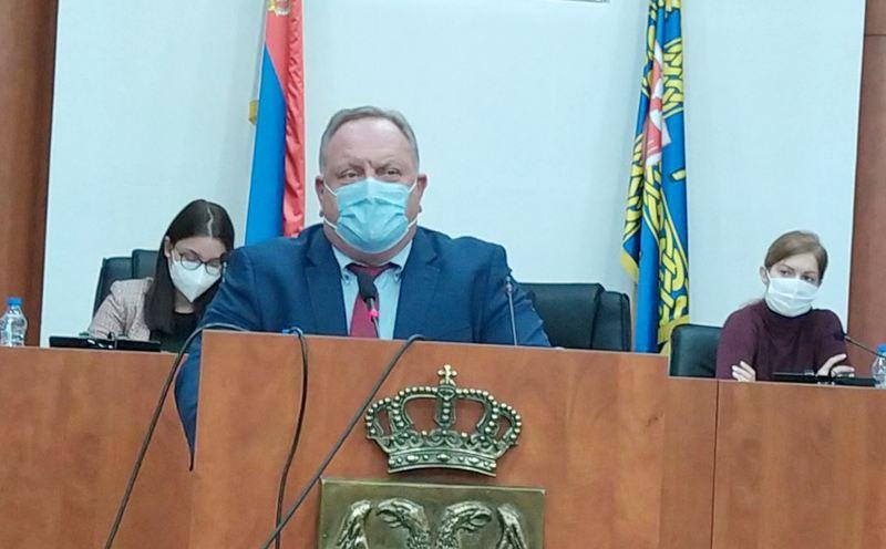 """Leskovac vraća dug poveriocu Apoteke """"Farmalogistu"""" iz Beograda u iznosu od preko 94 miliona (video)"""