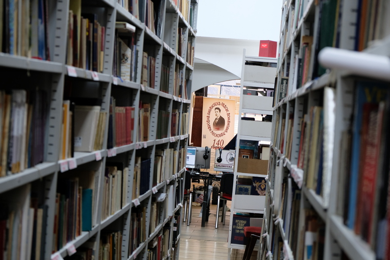 U ponedeljak 50 posto popusta na godišnju članarinu u leskovačkoj Biblioteci