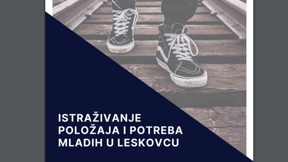 Istraživanje: Mladi u Leskovcu ne zarađuju, nemaju uslova da se osamostale kao ni da zasnuju porodicu