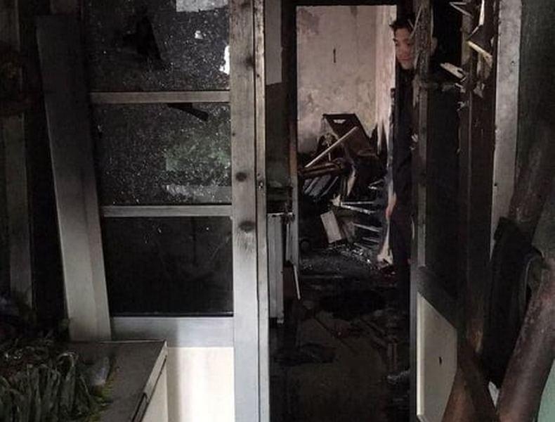 Tuga:Teško obolelom Leskovčaninu od karcinoma izgorela kuća, na potezu ljudi dobrog srca i duše