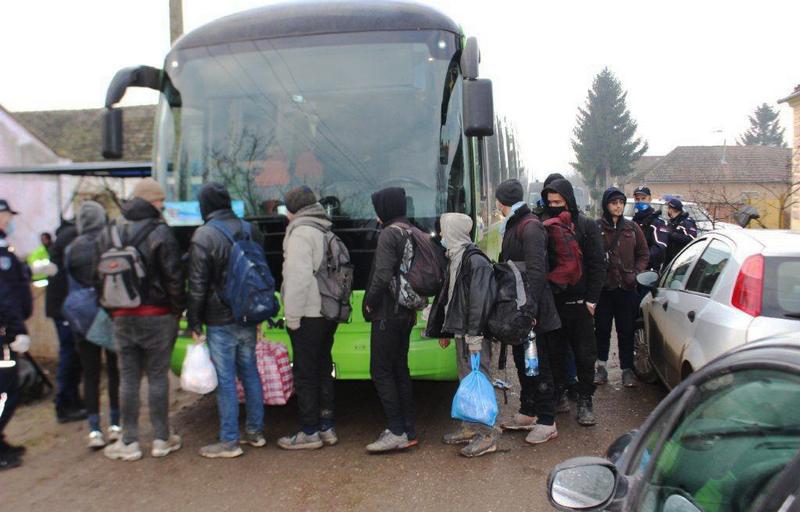 Migrante u cik zore deportuju ka Preševu