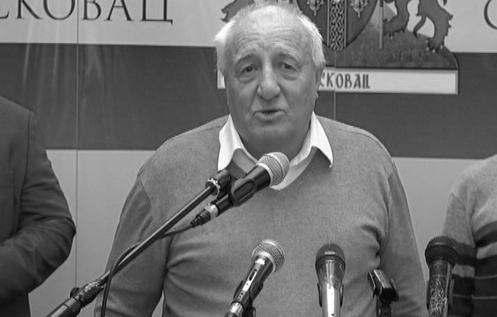 Preminuo Milivoje Đokić predsednik Okružne organizacije slepih Leskovac