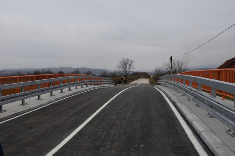 Završen most na Tulovskom kanalu