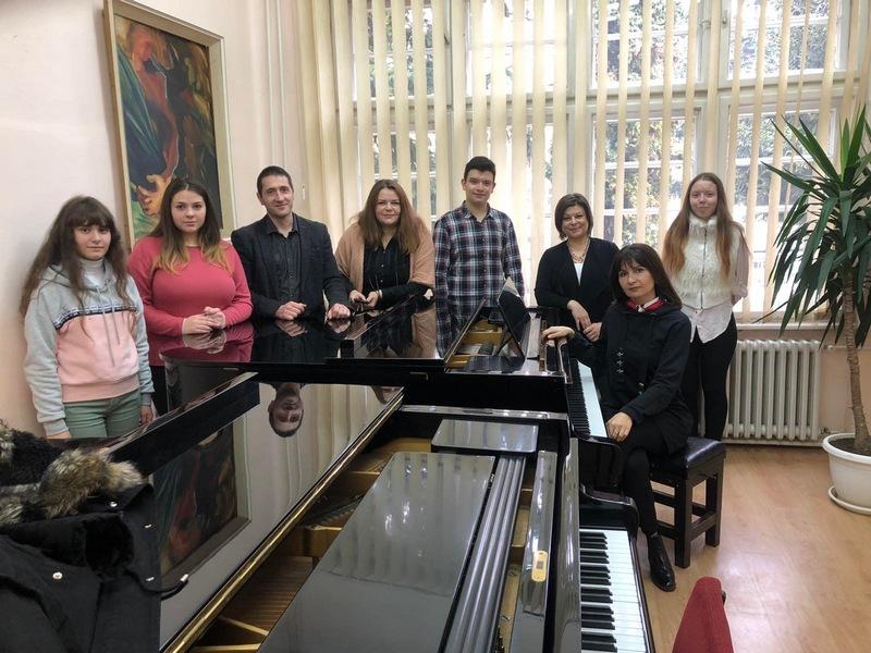 Muzička škola na državnom takmičenju dobila 2 laureata, 2 prva mesta, 1 drugo i 1 pohvalu