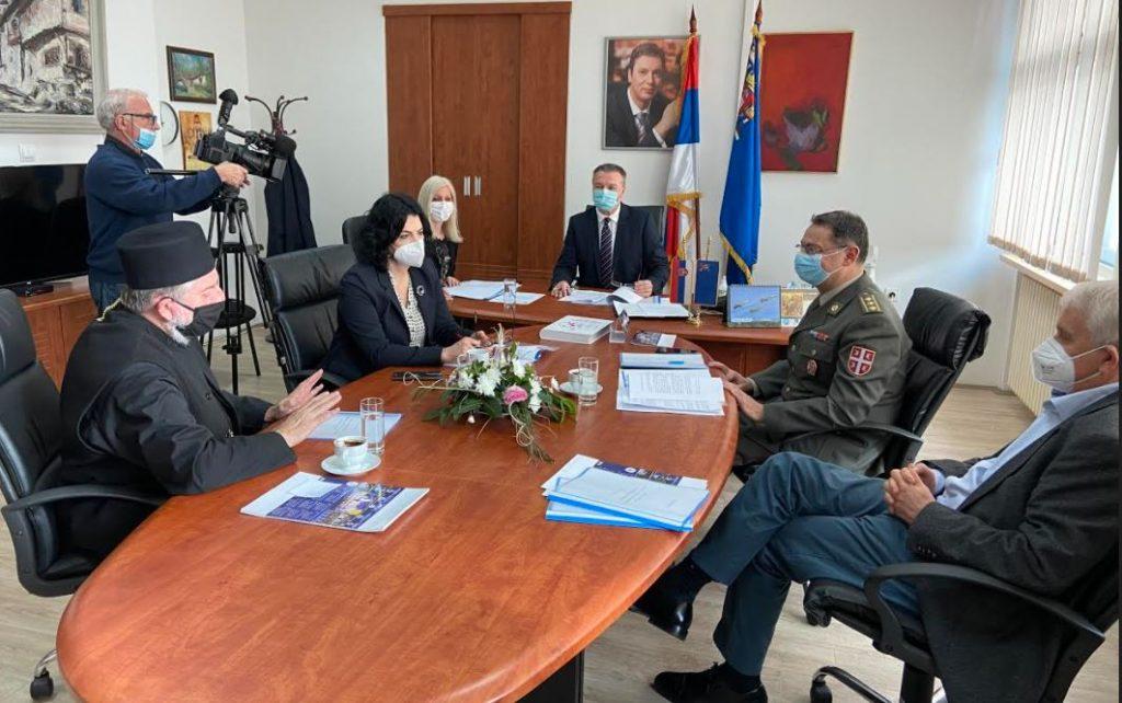 """Usvojeno pet predloga za dodelu nagrade """"11. januar"""""""