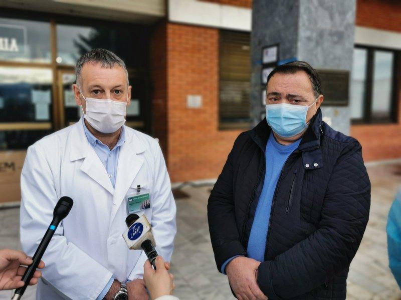 Opšta bolnica u Pirotu dobila 91 skafander