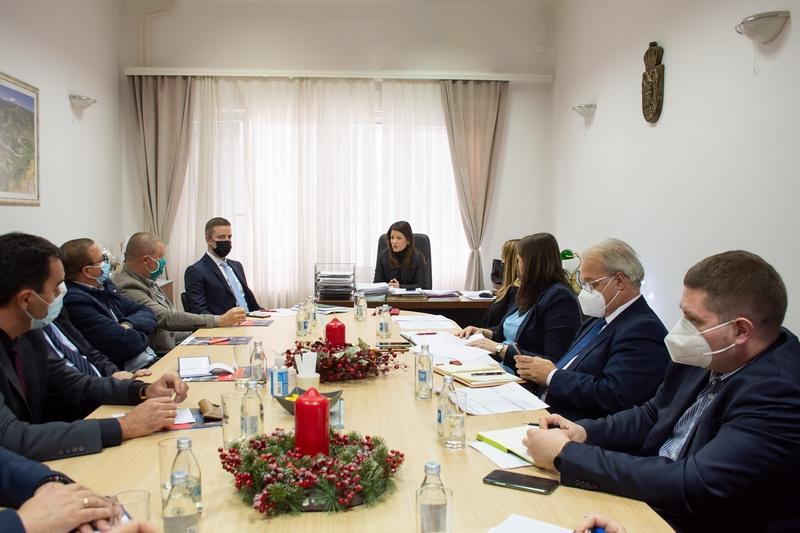 Ministarka podržala povezivanje Jablaničkog i Topličkog okruga kroz saradnju Medveđe, Lebana i Bojnika, najavljeno za januar
