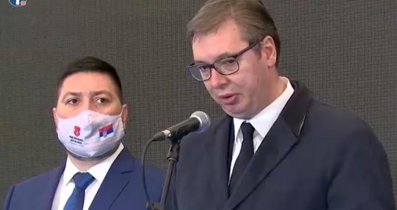 Vučić: U avgustu kreće izgradnja auto-puta Niš-Merdare