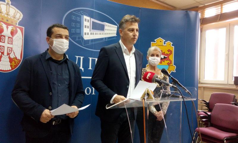 Grad Pirot umesto proslava Dana Grada i dočeka Nove godine dodelio humanitarnu pomoć pojedincima i ustanovama u gradu