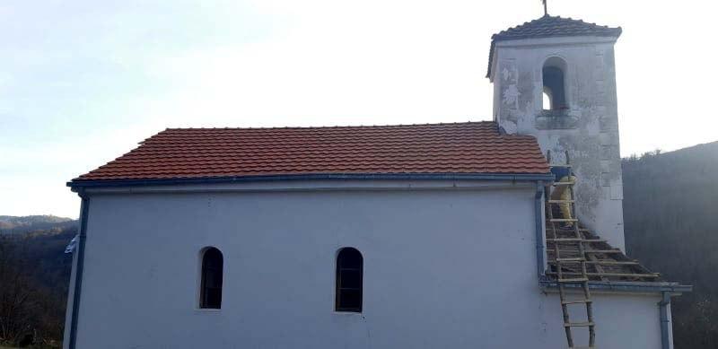 Opština Trgovište i crkva na istom zadatku