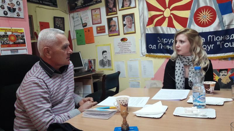 Deci od 10 do 15 godina koja imaju makedonsko poreklo pružena prilika da pokažu svoj talenat