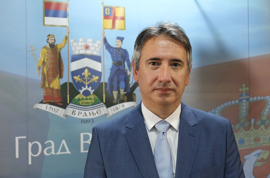 Gradonačelnik Vranja čestitao Božić: Da istrajemo na putu spasenja
