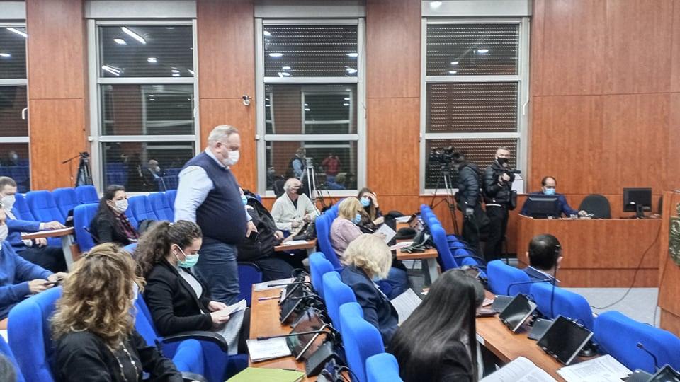 U Leskovcu formirane komisije za procenu šteta od poplava