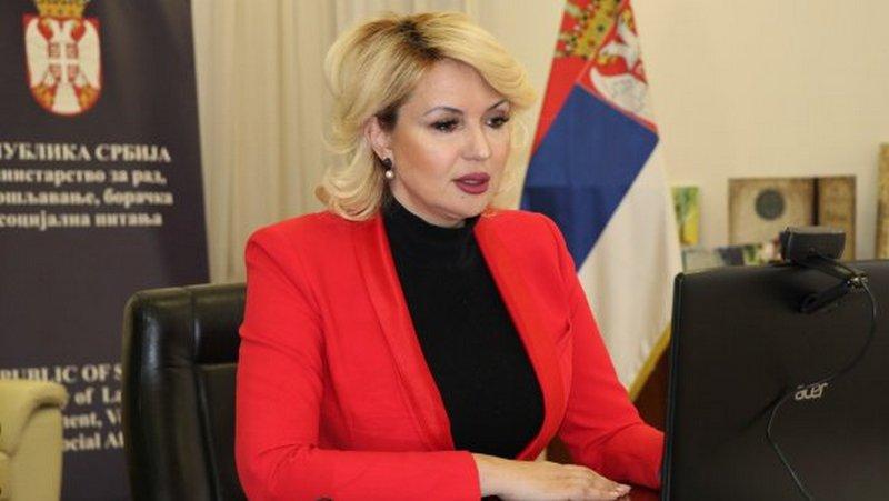 Dariji Kisić Tepavčević zabranjen ulazak na Kosovo