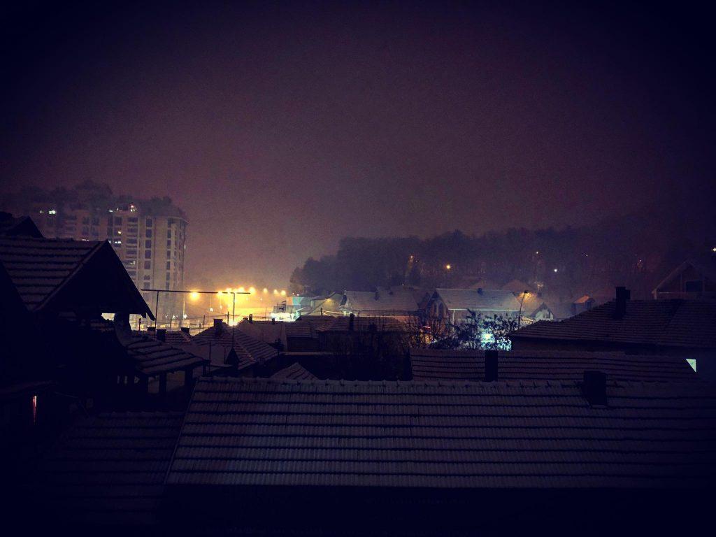 Putari noćas bacali so po gradskim ulicama, spremni za veće padavine