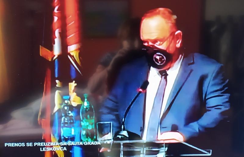 Da li je bilo zaražavanja odbornika na sednici Skupštine Leskovca?