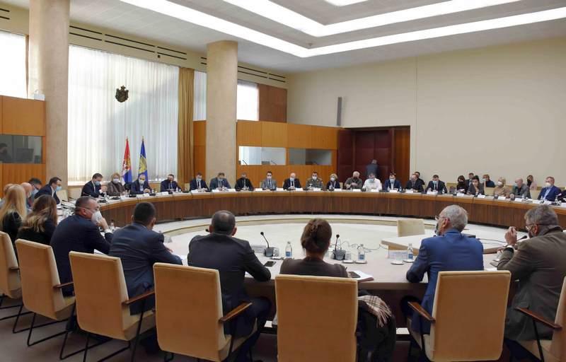 Državni Sektor za vanredne situacije ustupio agregate Prokuplju, Kuršumliji, Leskovcu i Medveđi