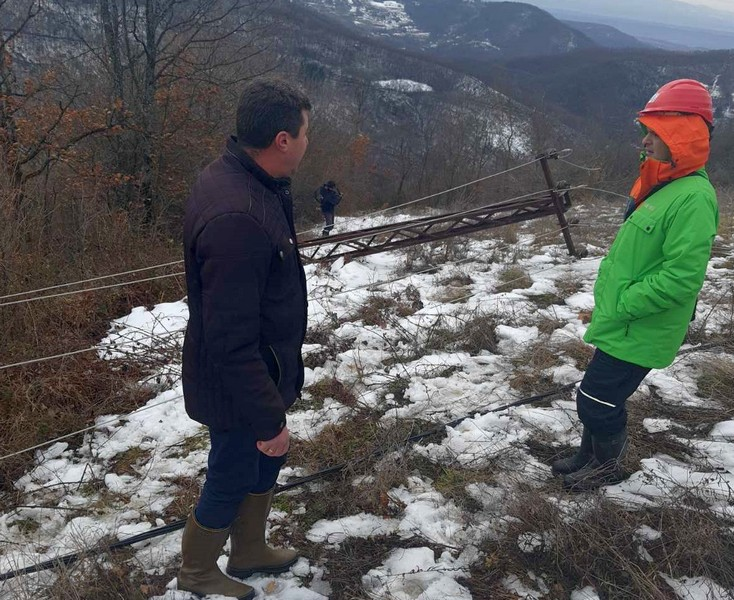 Većina sela u vlasotinačkoj opštini dobila struju