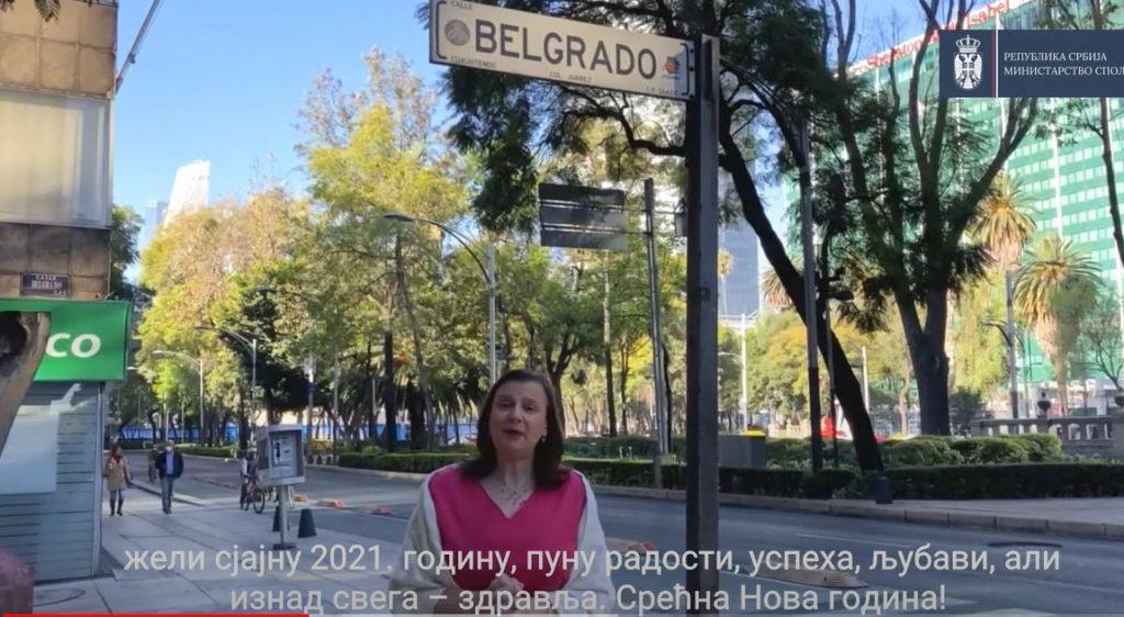Leskovčanka Tatjana Conić novi ambasador Srbije u Meksiku