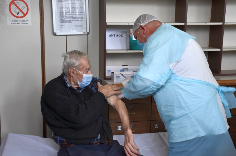 Posle Leskovca, najveće interesovanje građana za vakcinaciju u Vučju