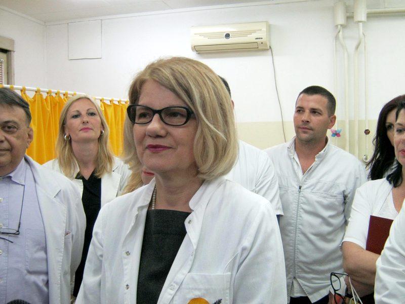"Priznanje ""31. januar"" podstrek za dalji rad zaposlenima u vranjskom Zdravstvenom centru"