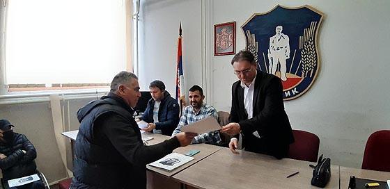 Za sport u Bojniku odvojeno 18 miliona dinara
