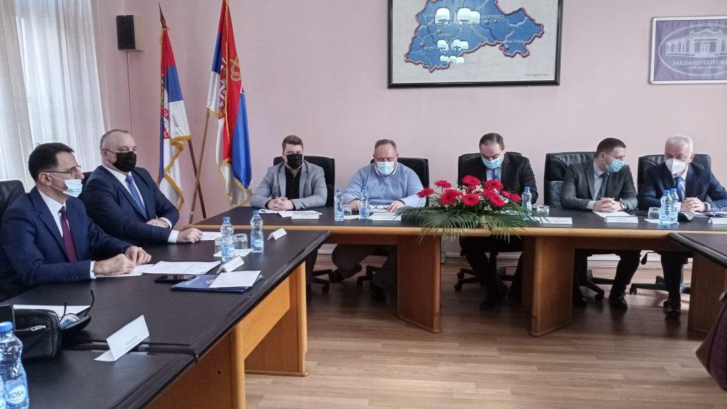 Sastanak sa republičkim organima zbog poplava na jugu Srbije: Preventivno delovanje je najvažnije
