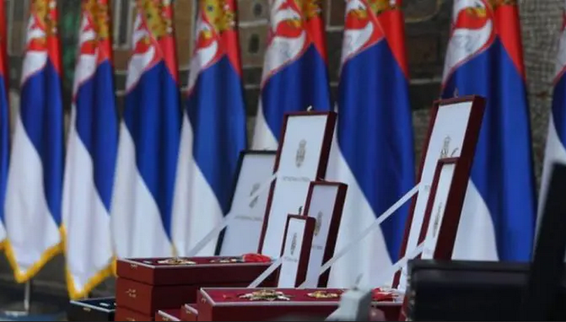 Za Dan državnosti sa juga Srbije odlikovani medicinari, sportski klub i novinar