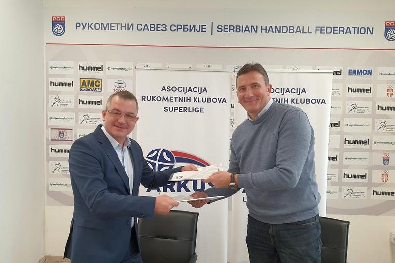 DCP Hemigal iz Leskovca novi partner ARKUS lige