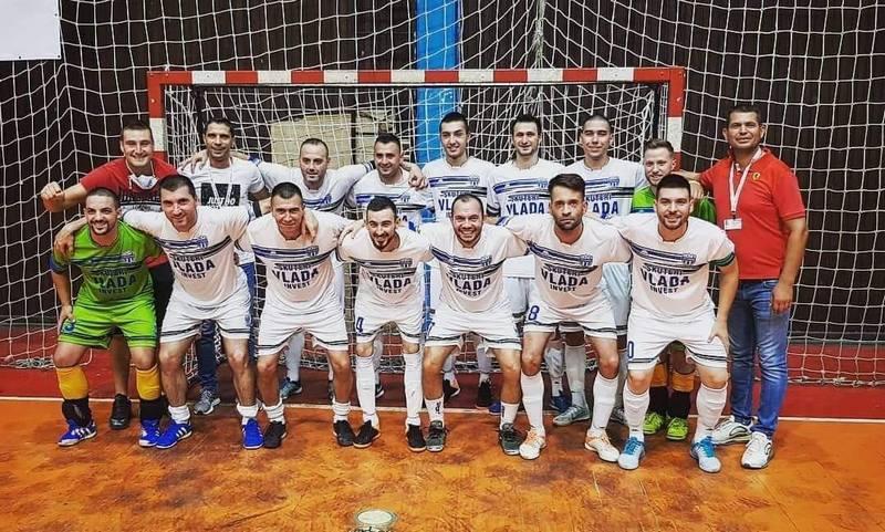 KMF Leskovac uzeo meru ekipi iz Vršca